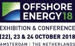Banner of the Offshore Energy Exhibition 2018 from 23rd to 24th October 2018